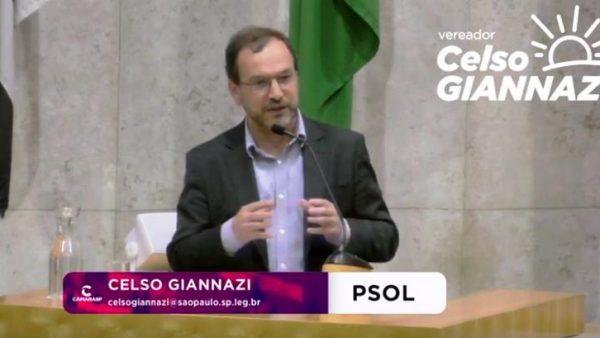 Giannazi volta a denunciar violência em EMEI