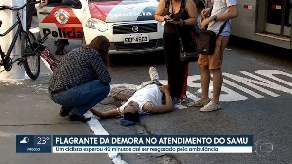 Bruno Covas desmontou o SAMU e a população sofre as consequências