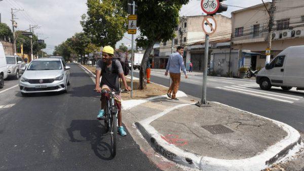 Bruno Covas apaga ciclovias sem transparência com a população