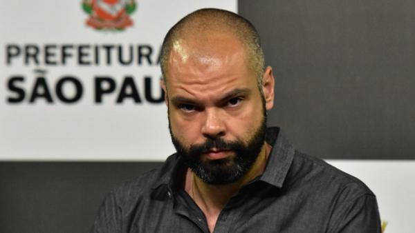 Obra de R$ 80 milhões para promoção de Bruno Covas é questionada na justiça
