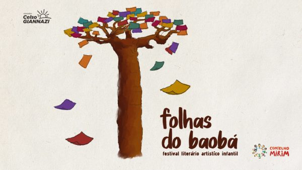 """Festival Literário Infantil """"Folhas do Baobá""""acontece em novembro"""