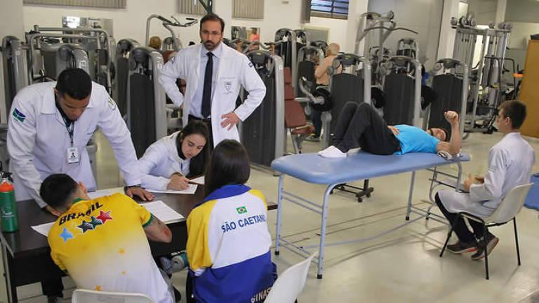 Hoje, a unidade realiza mais de 700 consultas médicas mensais (diversas especialidades, principalmente ortopedia e medicina esportiva), 900 sessões de fisioterapia e em média 30 cirurgias mensais para atletas, tudo gratuitamente.