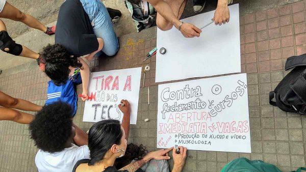 João Doria ataca o ensino técnico em São Paulo