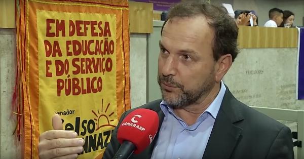 """Seminário """"Educação Antirracista"""" é destaque na TV Câmara"""