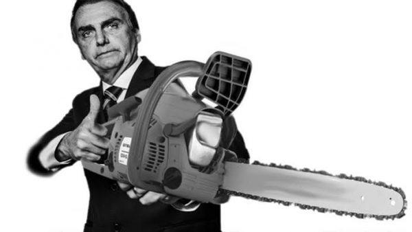 Com Bolsonaro, orçamento do Meio Ambiente encolhe e desmatamento dispara