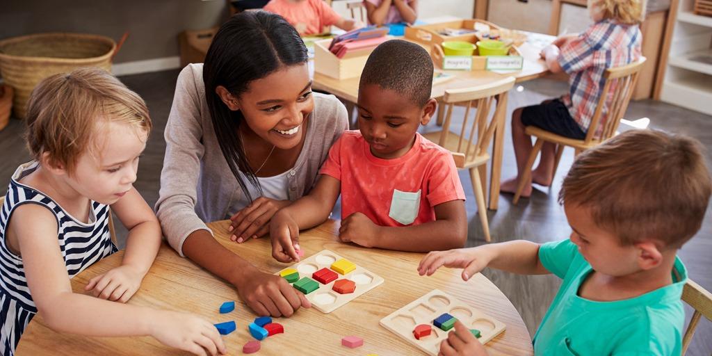 Vitória da Educação Infantil.