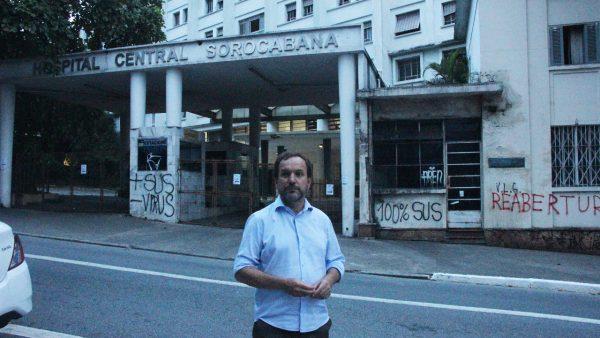 Confira as ações de Giannazi pela reabertura dos hospitais de SP