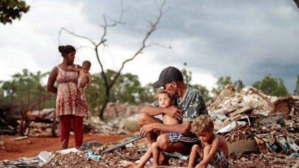 Com a crise, pobres serão mais afetados e Bolsonaro não está nem aí!