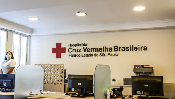 Conheça a luta de Giannazi pela reabertura do Hospital Cruz Vermelha