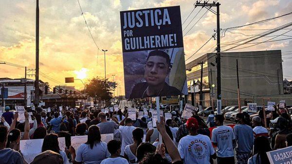 Requerimento à Comissão de Direitos Humanos sobre o assassinato de Guilherme Silva Guedes