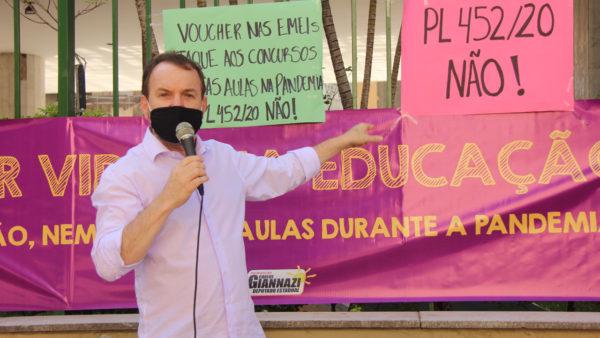 """Risco de Genocídio: """"Volta às Aulas em 2020 é impossível"""", alerta o vereador Celso Giannazi"""