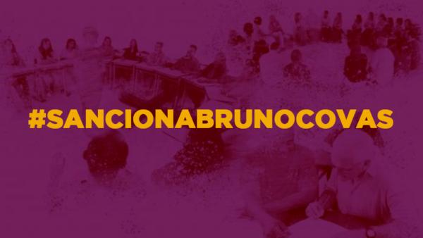 #SancionaBrunoCovas | PL 308/20 vai para a sanção do Prefeito!