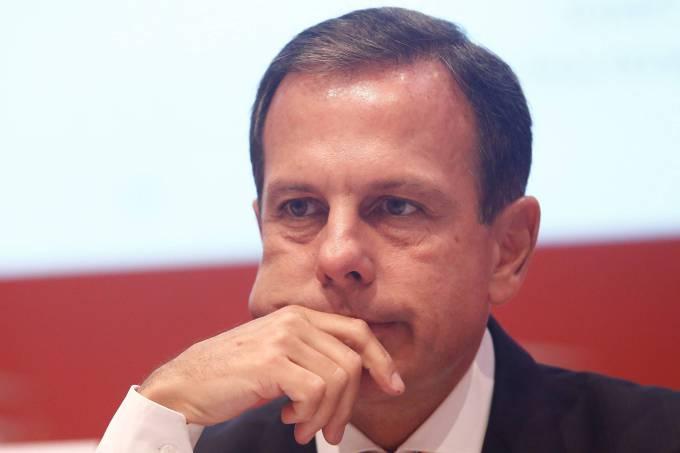 Governador de São Paulo João Doria. Foto: maispb.com.br