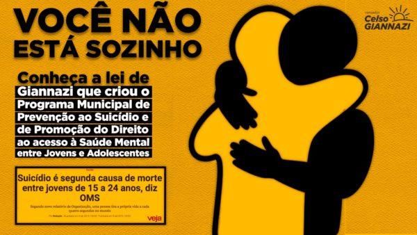 Setembro Amarelo: Você não está sozinho