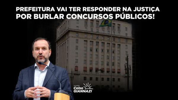 Após denúncia de Giannazi, MP vai investigar contratações irregulares da Gestão Covas