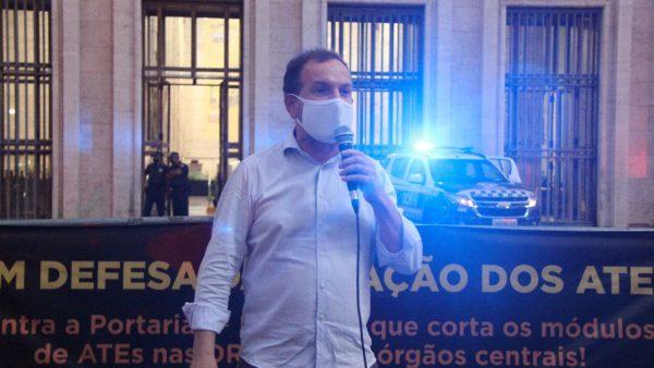 Moção 27/2020 | Repúdio e Protesto à Portaria que extingue módulos de ATEs