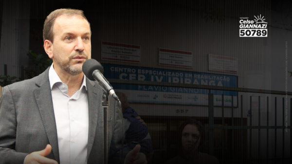 Celso Giannazi denuncia e MP abre inquérito para apurar interrupção no atendimento do CER IV – Flávio Giannotti