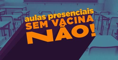 Projeto de Lei 03/2021 | Adia a volta às aulas presenciais para depois da vacinação