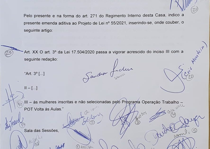 Emenda do vereador Celso Giannazi melhora a Lei que cria a Renda Básica Emergencial da capital
