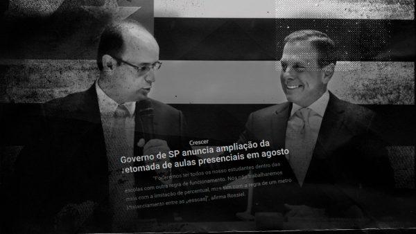 Vereador Celso Giannazi e deputado Carlos Giannazi acionam novamente Justiça e MP contra aulas presenciais durante pandemia  e ampliação do número de alunos em sala de aula