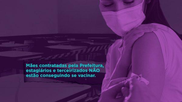 Celso Giannazi e Carlos Giannazi acionam o MP pela garantia da imunização de todos os trabalhadores das escolas!