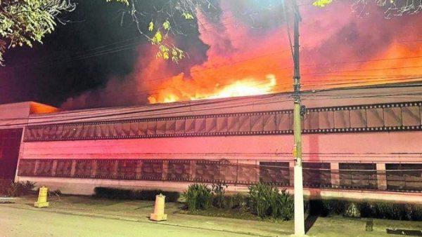 Quem é o culpado pelo incêndio na Cinemateca?