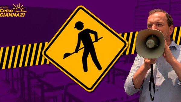 Projeto de Lei 448/21 | Obriga que o Poder Executivo seja transparente na disponibilização de informações sobre obras em unidades escolares