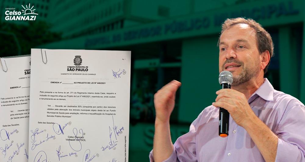 A saúde pública deve ser prioridade em São Paulo!