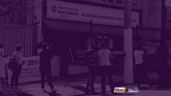 Ação de Celso Giannazi denuncia a criação de cargos sem concurso na SME
