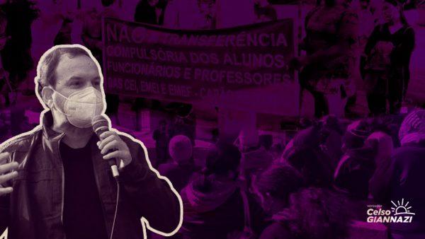 Requerimento de Giannazi em defesa do CEU Capão Redondo é aprovado na Comissão de Educação