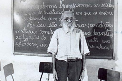 Setembro: celebrando o centenário de Paulo Freire!