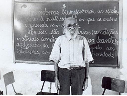 Viva Paulo Freire!