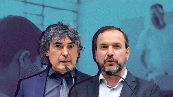 Celso e Carlos Giannazi acionam MP e Defensoria Pública contra obrigatoriedade do atendimento presencial de 100% da capacidade
